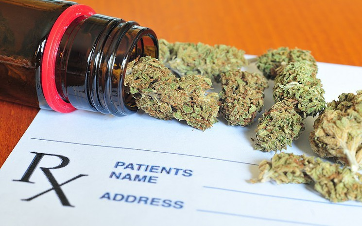 Medical Marijuana:  Can be bought Over-the-Counter?
